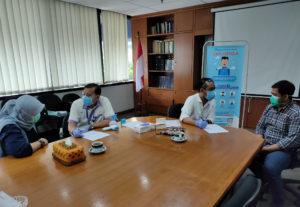 Kegiatan Vaksin Influenza BRI Hayam Wuruk - Jakarta #2