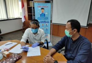 Kegiatan Vaksin Influenza BRI Hayam Wuruk - Jakarta #5