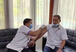 Kegiatan Vaksin Influenza DPP Pemuda Pancasila - Jakarta #3