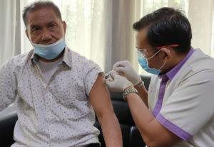 Kegiatan Vaksin Influenza DPP Pemuda Pancasila - Jakarta #4