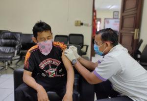 Kegiatan Vaksin Influenza DPP Pemuda Pancasila - Jakarta #5