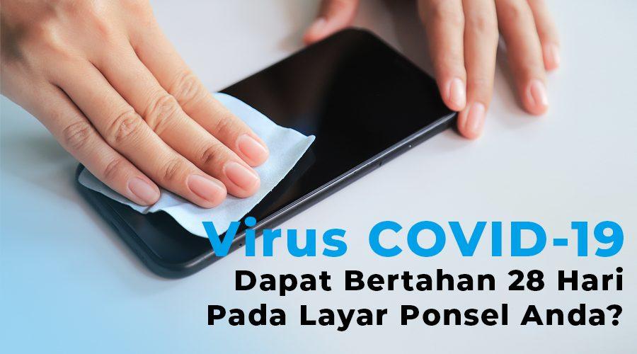Virus COVID-19 Dapat Bertahan 28 Hari Pada Uang Kertas, Stainless Steel, Bahkan Layar Ponsel Anda